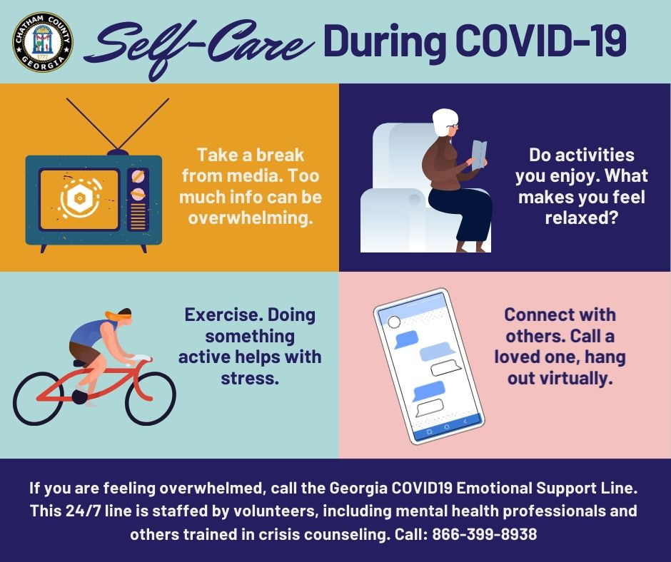 Self Care During COVID-19- Are You Taking Care Of Yourself?
