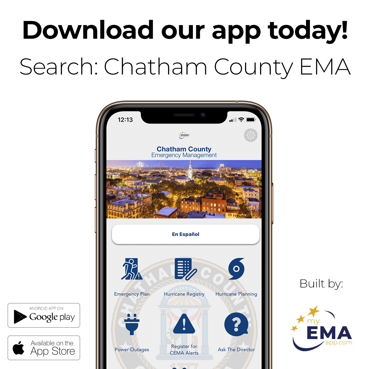New Updated CEMA App- Download TODAY!